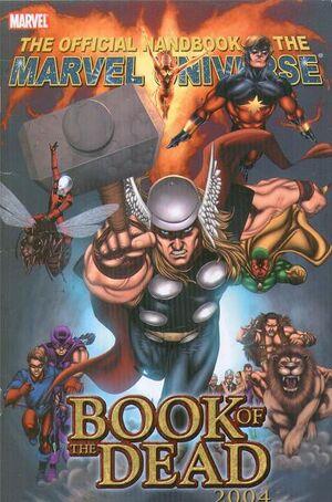 Official Handbook of the Marvel Universe Vol 4 7