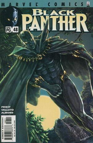 Black Panther Vol 3 48