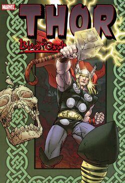 Thor Blood Oath HC Vol 1 1
