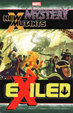 Journey Into Mystery-New Mutants Exiled TPB