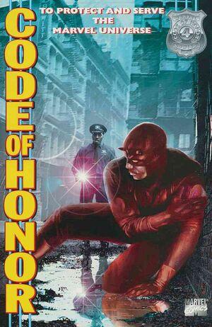 Code of Honor Vol 1 4