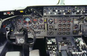 Kc10 cockpit