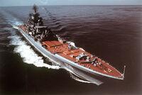 Kirov-class battlecruiser