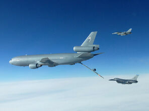 AIR KC-10 and F-16s lg