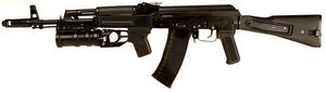 Ak74m-gp30