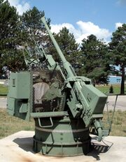 Boffin 40mm bofors cfb borden 1