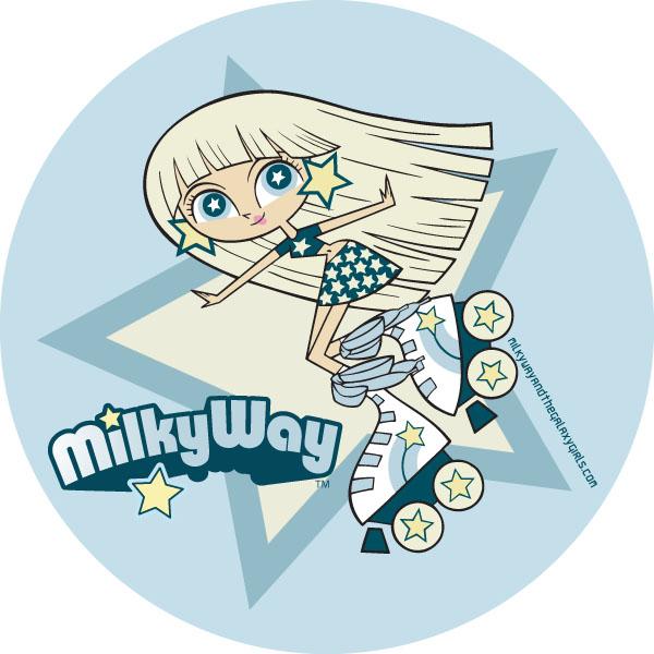 Milky Way   Milky Way and the Galaxy Girls Wiki   FANDOM ...