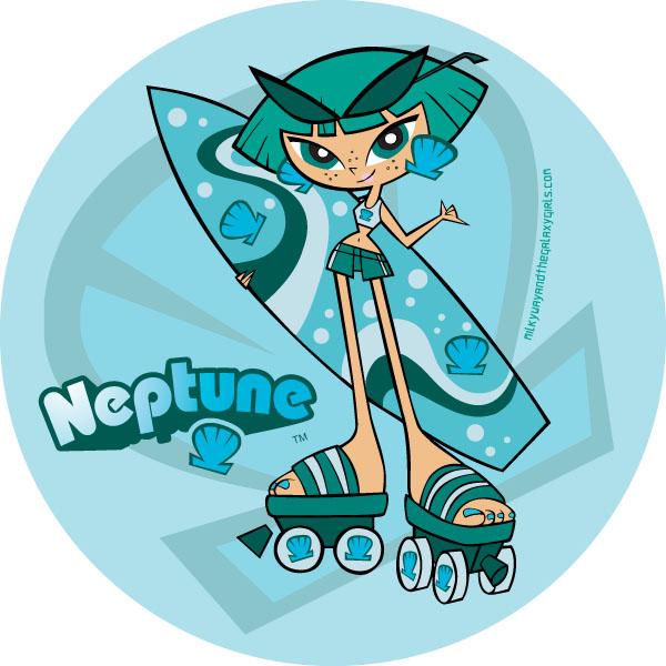 Neptune   Milky Way and the Galaxy Girls Wiki   FANDOM ...