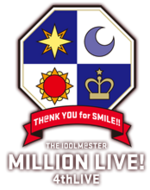 Million Live 4th Live Logo
