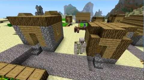 how to make an iron golem in minecraft pc