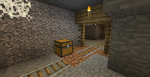 how to find abandoned mine shafts in minecraft pc