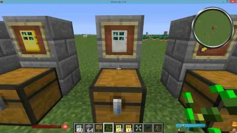 Dimension Doors Mod Spotlight - minecraft v1.6.4