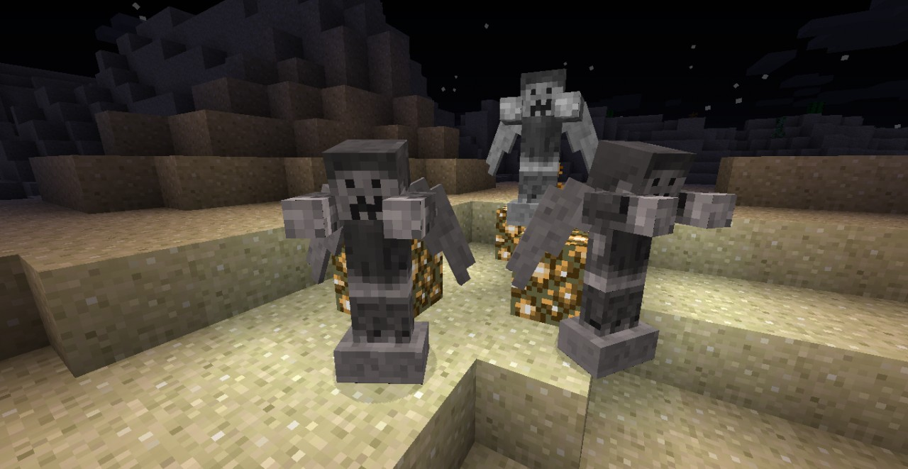Weeping Angels | Minecraft Mods Wiki | Fandom powered by Wikia