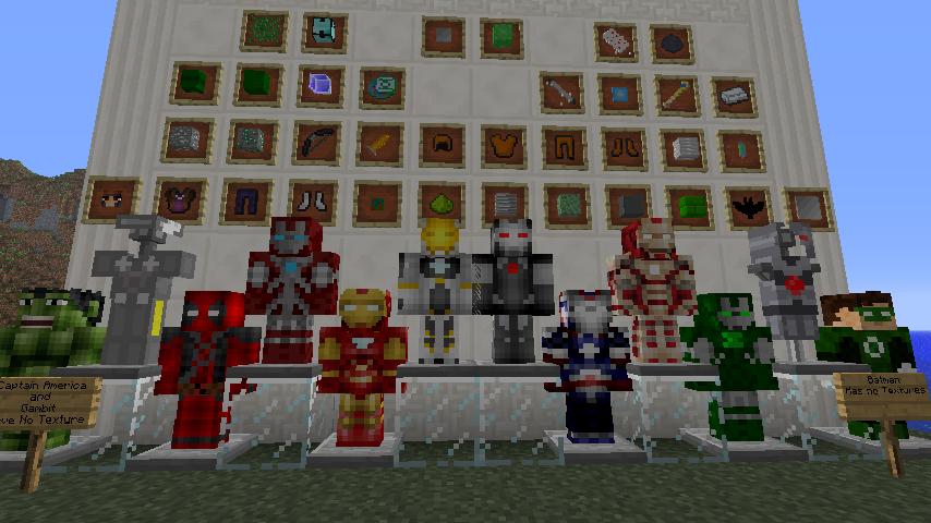 Скачать мод на огнестрельное оружие для Minecraft 1.7.10 1 ...