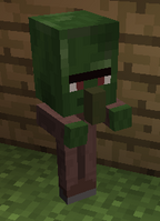 Zombie Baby Villager