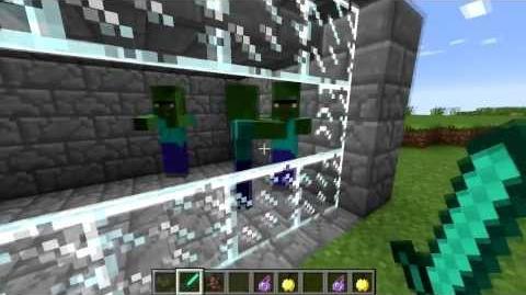 Minecraft Mobs Zombie Villager