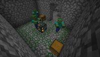 Minecraft Zombie Dungeon