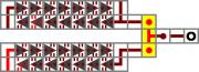 Extreme delay circuit