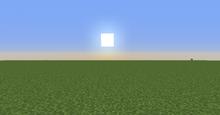 Sunrise on Superflat