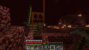 Zombie Pigmen wearing a Pumpkin