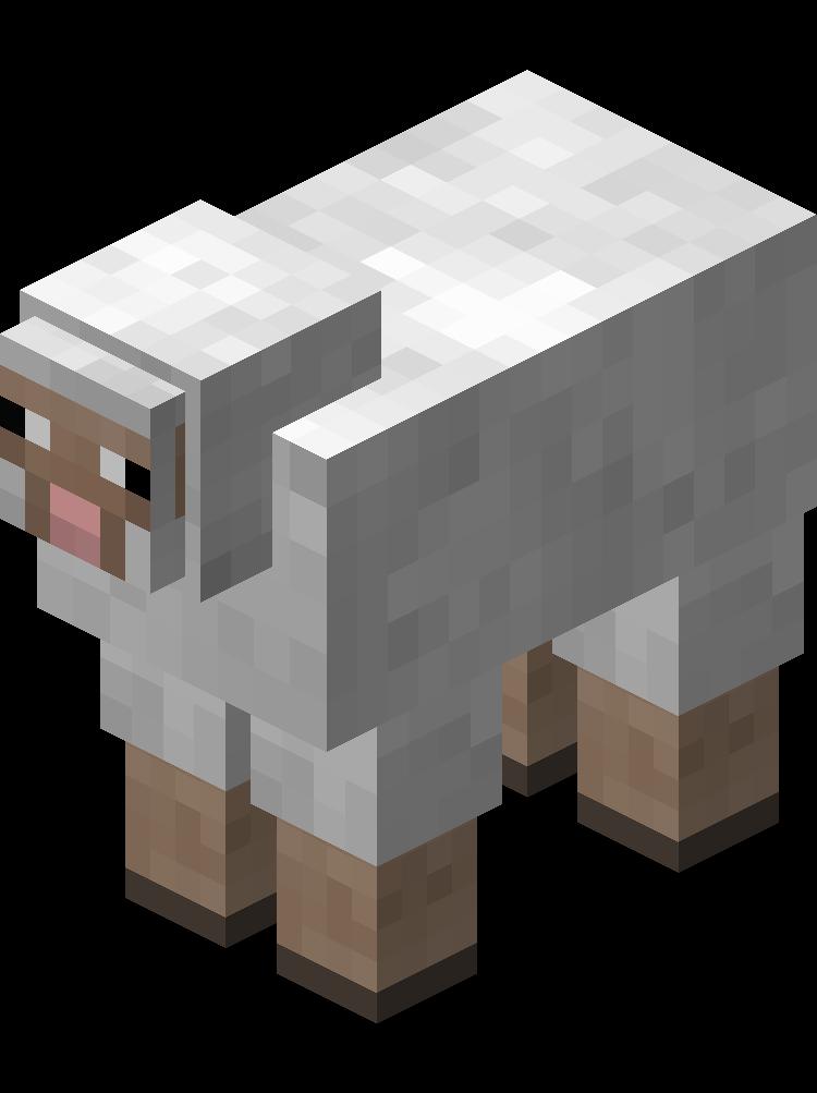 Sheep - MINECRAFT MOBS!!!!
