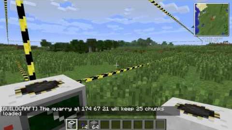 Everything Minecraft - Quarry