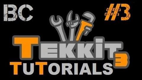 Tekkit Tutorials - BC 3 - Quarries-0
