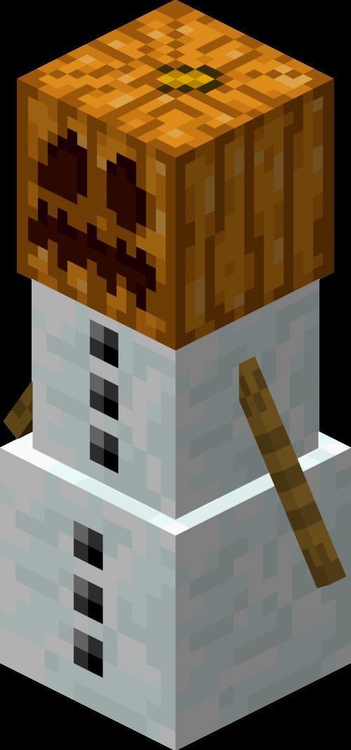 Snow Golem Minecraft Pocket Edition Wiki Fandom