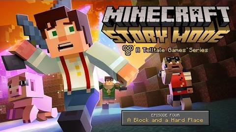 Minecraft Story Mode - Episode 4 'Wither Storm Finale' Trailer