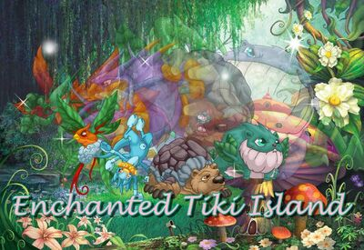 Enchanted Tiki Island