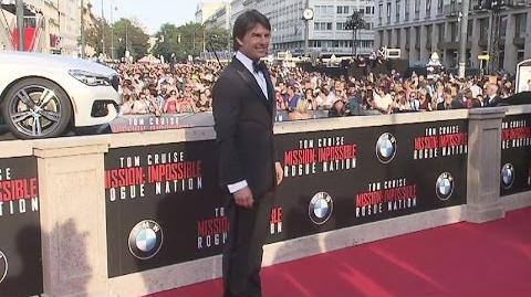 Mission Impossible Rogue Nation - Premiere Newswrap