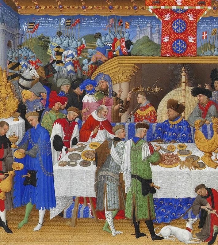 Tischsitten Im Mittelalter Arbeitsblatt : Tischsitten mittelalter wiki fandom powered by wikia