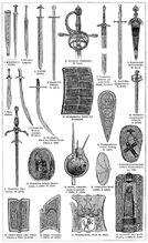 MgKvL Rüstungen und Waffen III