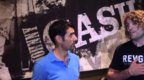 Steve Carl Interview at WSOF10