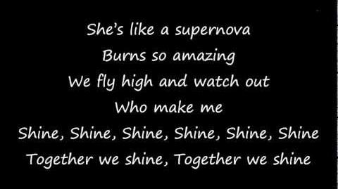 Cody Simpson - Shine Supernova (Lyrics)