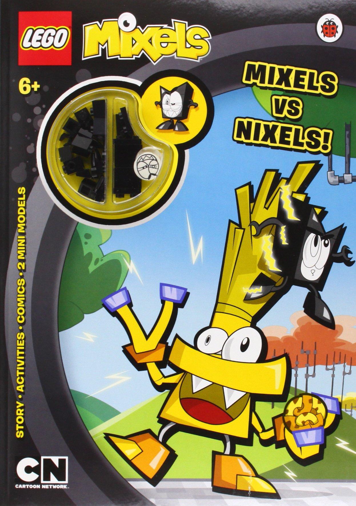 LEGO Mixels Mixels Vs Nixels