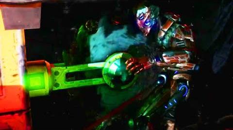 MKX Tri-Borg Death Machine Fatality-0