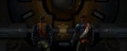 Kenshi & Major Jax Briggs