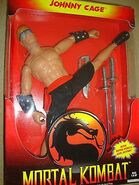 Johnny Cage 12 inch figure