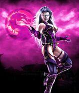 Mortal Kombat - Sindel