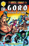 MK Goro Prince of Pain Issue 3