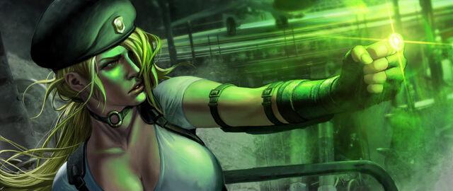 File:Mortal Kombat vs DC Universe Sonya ending.jpg
