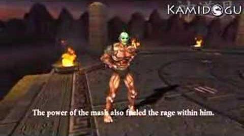 Mortal Kombat Armageddon Drahmin's Ending