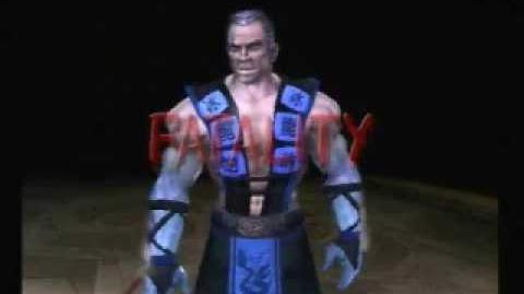 Mortal Kombat Deadly Alliance Sub-Zero Fatality
