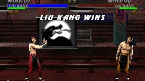 Mortal Kombat 3 - Friendship - Liu Kang