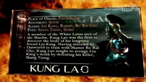 BioKard- Kung Lao