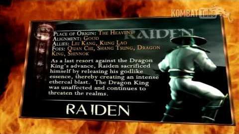 BioKard- Raiden