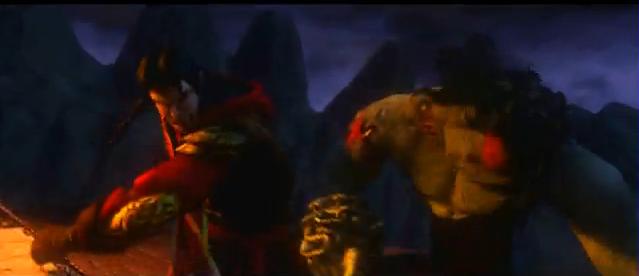Mortal Kombat Armageddon Liu Kang