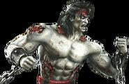 Zombie liu versus