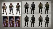 MKX Jax Concept Art 3